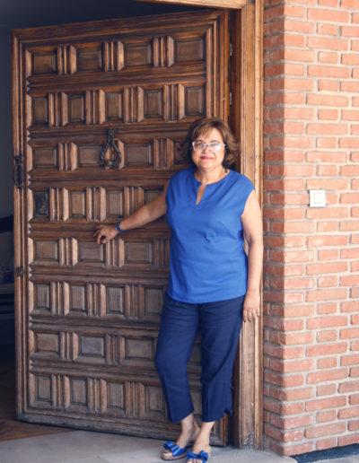 Esther, directora del Colegio Ingenio